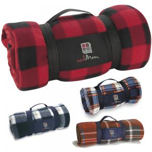 Rollup Blanket with Carrying Strap