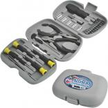 Three Fold Tool Kit Carrying Case