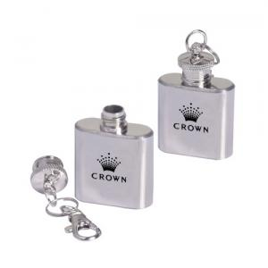 Keyring Stainless Flasks