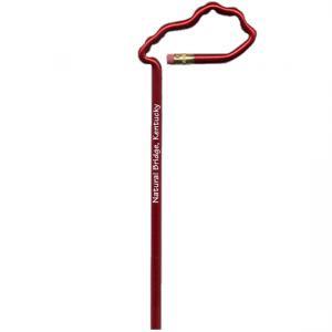 Kentucky Shaped Bent Pencil