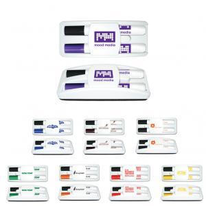 Dry Erase Marker And Eraser Combo