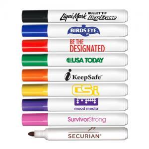 Bullet Tip Dry Erase Marker