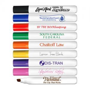 Broadline Chisel Tip Dry Erase Marker