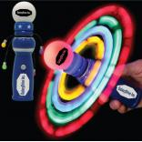 Galactic Spinning Light Up Toy