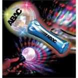 Disco Ball Light Up Spinning Wand