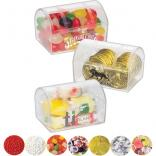 Mini Treasure Chest Shaped Candy Container