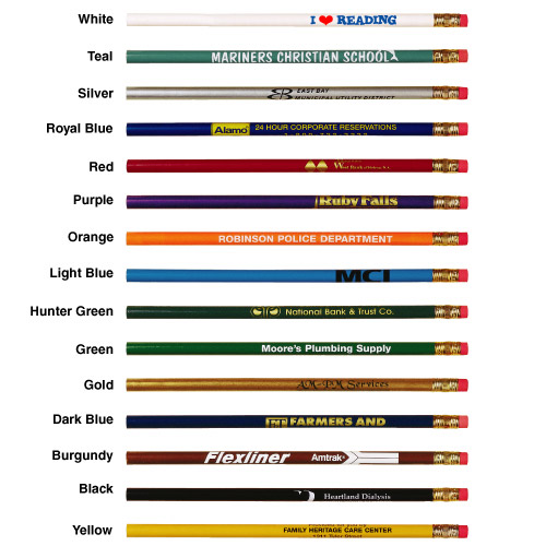Classic Colored Wooden Pencils