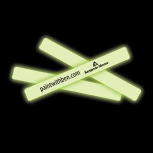 Glow-In-The Dark Slap Bracelet