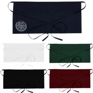 Three Pocket Waist Apron (Fusion Embroidery)