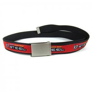 Multi-Colored Custom Belt