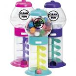 Mini Gumball Dispenser with Spiral