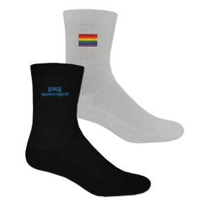 Non Binding Crew Socks