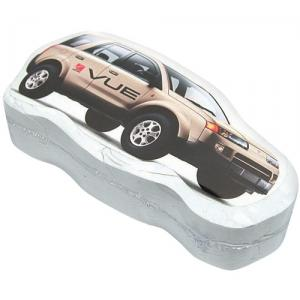 SUV Shaped Compressed T-Shirt