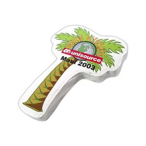 Palm Tree Shaped Compressed T-Shirt