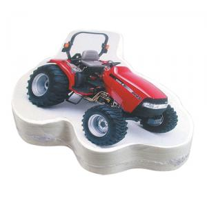 Compressed Yard Tractor Shaped T-Shirt