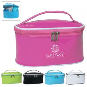 Travel Cosmetic Bag with logo