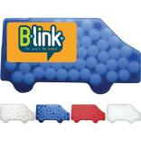 Ambulance Shaped Credit Card Mints