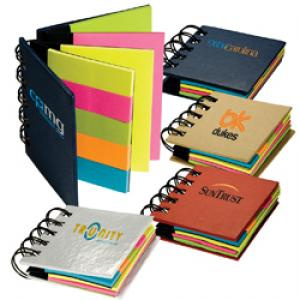 Super Deluxe Sticky Notes Book