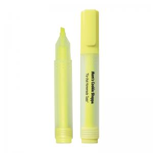 Thick  Barrel Logo Highlighters