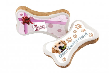 Bow Wow! Full Color Dog Biscuits