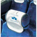 Custom Convention Bus Head Rest Cover
