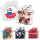 Mini House Shaped Candy Container