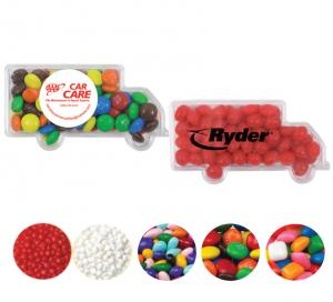 Mini Truck Shaped Candy Container