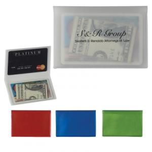 Budget Plastic ID/Money Holder