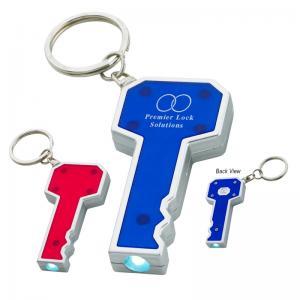 House Key Shaped LED Light Keychain
