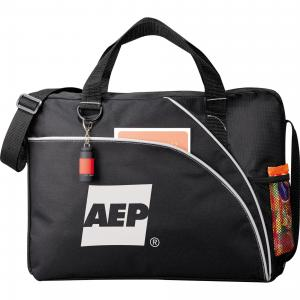 Double Arc Business Brief Bag