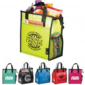 ID Laminated Non-Woven Lunch Bag