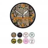 "Full Color 12 3/4"" Round Wall Clock"