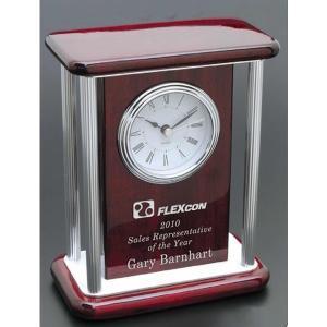 Executive Pillar Award Clock