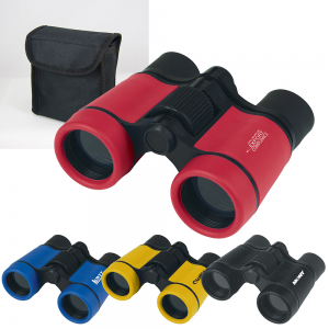 Rubber Binoculars