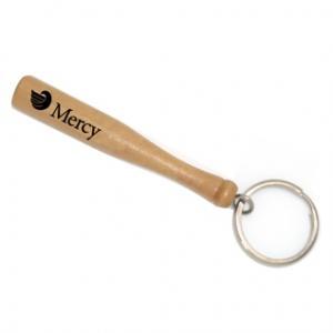 Baseball Bat  Keychain