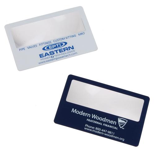 Wilson Business Card Magnifier