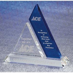 Crystal Sail Achievement Award