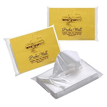 8 Pack Of Custom Tissue