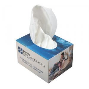 miniCube Shaped Pocket Pack Nose Tissue