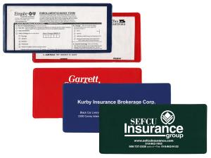 Sleek Insurance Policy Holder