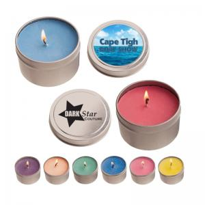 4 oz. Tin All Natural Soy Candle