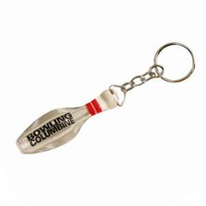 Bowling Pin Keychain