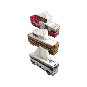 Bus / Firetruck Shaped Tissue Box