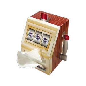 Slot Machine Shaped Tissue Box
