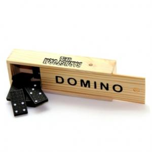 Standard Dominos Set with Wooden Box