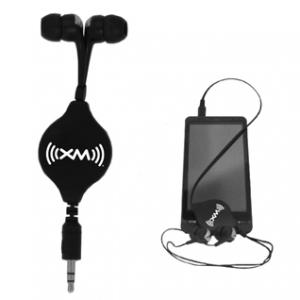 Music Lovers Retractable Ear Buds