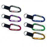 Clip N' Go Carabiner with Strap