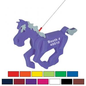 Foam Horse with leash