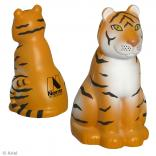 Sitting Tiger Stress Reliever