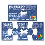 Puzzle Shaped Magnet